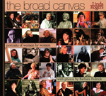 Image for The broad canvas: Portraits of women by women